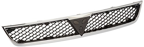 Mitsubishi Lancer Grille Replacement - OE Replacement Mitsubishi Lancer Grille Assembly (Partslink Number MI1200255)
