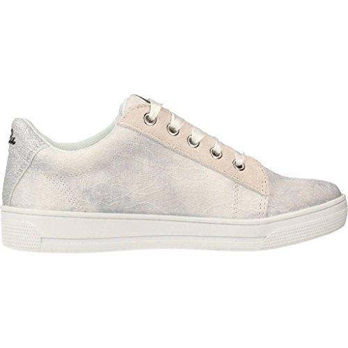 Lu Zapatillas Para Niña, Color Blanco, Marca Lulu, Modelo Zapatillas Para Niña Lulu Azalea Blanco Blanco