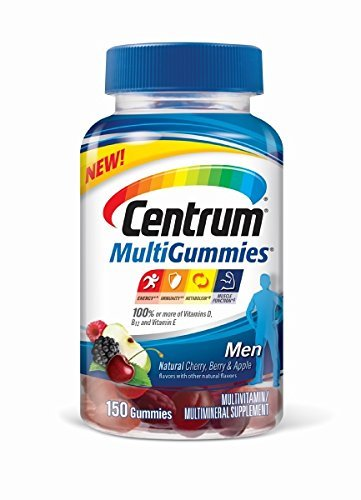 Centrum MultiGummies Multivitamin Multimineral Supplement product image