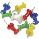 BanteyBanatey Push Pins/Thumb Pins (Multicolour) (50 Pcs)