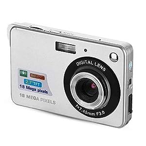GordVE 2.7 inch TFT LCD HD Mini Digital Camera