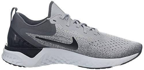 Zapatillas 001 Nike Platinum Hombre wolf React Grey pure dark Para black Multicolor Grey Odyssey 11wxEqrO