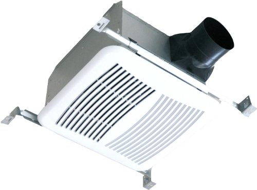 AirZone Fans SE120 Premium Efficiency Fan with Ultra Quiet AC Fan Motor, 120 CFM