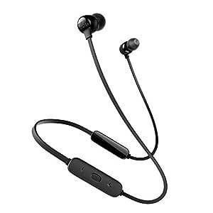 JBL T115BT Wireless In Ear Earphones - Black