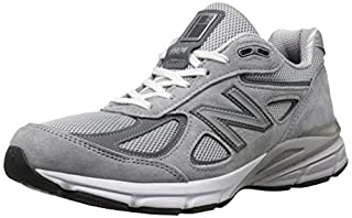 design intemporel f07d7 7af0d New Balance Men's M990GL4 Running Shoe, Grey/Castle Rock ...