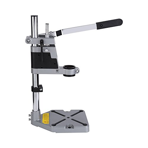 35&43mm Bench Clamp Drill Press Stand Workbench Repair Tool for Drilling Collet Workshop by Yosoo
