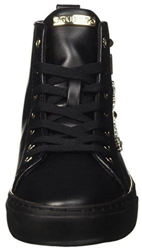 Sneaker Collo Garbille Alto Nero a Guess Donna 5zw80SFwq