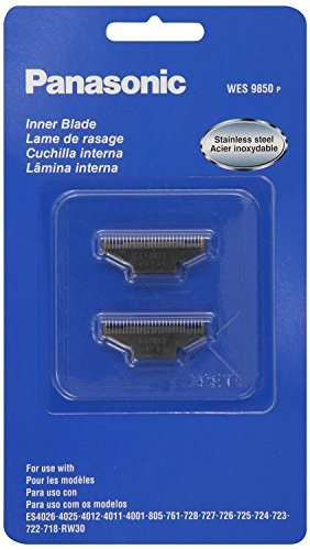 PANASONIC Men's Electric Razor Replacement Inner Blades (WES9850P) made from premium Japanese stainless steel