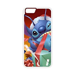Disneys-Lilo-and-Stitch iPhone 6 Plus 5.5 Inch Cell Phone Case White Yedd