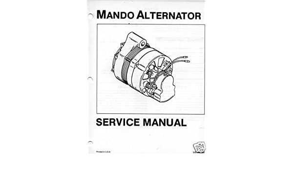 1984 MERCURY MANDO ALTERNATOR SERVICE MANUAL: Manufacturer ... on 3 wire alternator diagram, mando marine 5.5 amp, battery isolator switch wiring diagram, southern motion wire diagram, alternator connections diagram, marine chevy 350 starter wiring diagram, scout alternator diagram, alternator parts diagram, verizon connection diagram, troubleshooting diagram, boat wiring diagram, mando marine alternator diagram, engine coolant wiring diagram, 2006 chaparral 280 signature diagram, mercruiser starter wiring diagram,