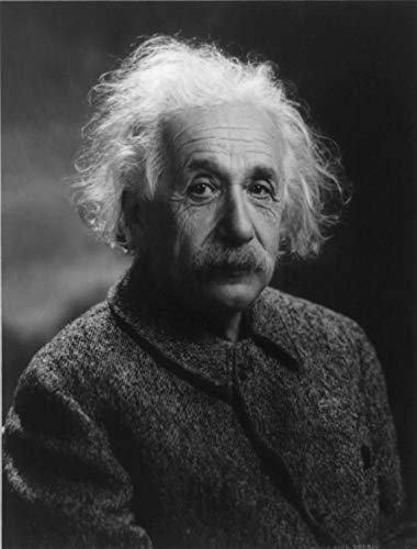 Albert Einstein Photograph - photo Albert Einstein 8 x 10 Glossy Picture Image #1