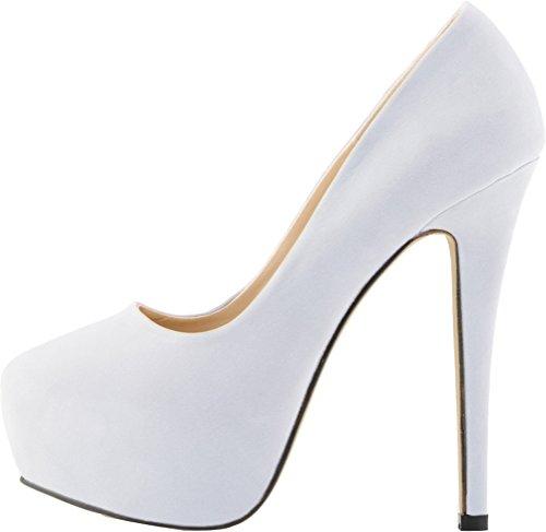 Scarpe CFP White con donna plateau ZqzRwq4xd
