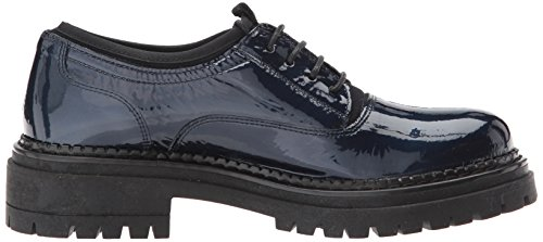 Women's Navy Shellys Oxford London Kemper wpOxaqZTO