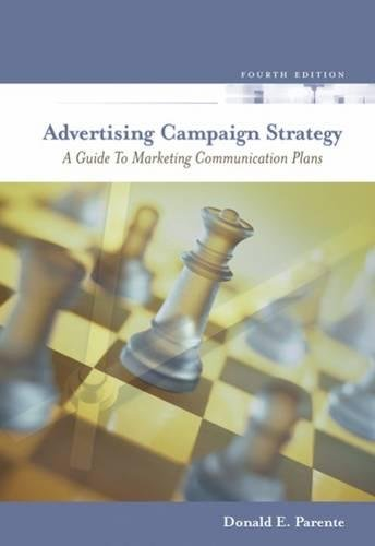Advertising Campaign Strategy: A Guide to Marketing Communication - Communication Marketing Plans
