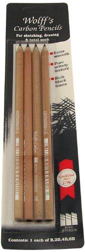 Wolff's Carbon Pencil Set