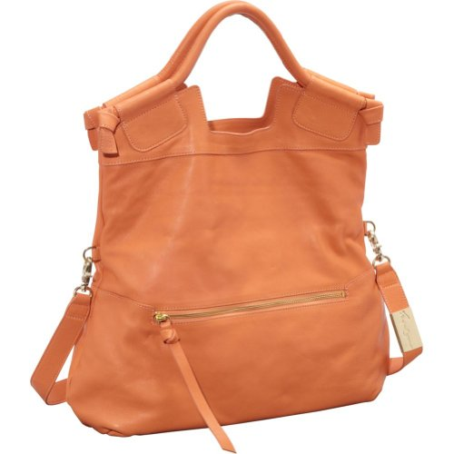 Foley + Corinna Mid City Tote (Peach) (Foley Corinna Handbags Mid City Tote)