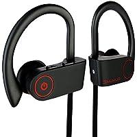 Shuhua Waterproof Stereo Bluetooth Earbuds Headphones w/Mic