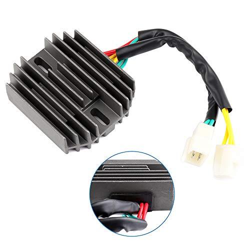 OCPTY Voltage Regulator Rectifier Fits 1988-1998 Honda Shadow VLX 600 LD1882164RV ()