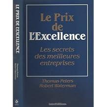Prix de l'excellence (le)