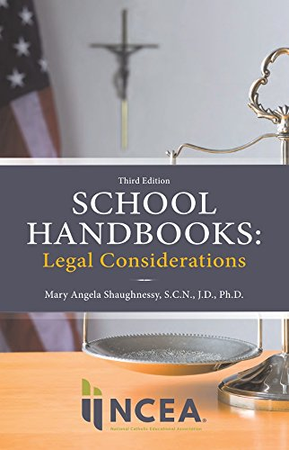 School Handbook: Legal Considerations