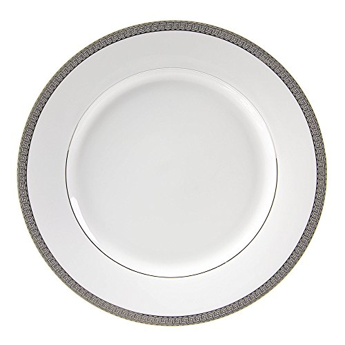 t Luxor Platinum - 12 Inch Charger Plate - Set Of 6 ()