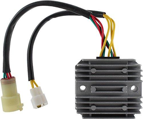 DB Electrical AHA6067 New Regulator Rectifier for Honda XRV750 Africa Twin 1992//12 Volt //31600-MV1-941 //SHD538D-13//17.2387