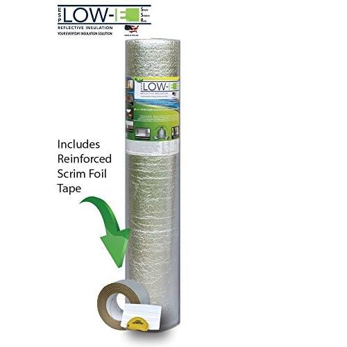 50%OFF ESP Low-E® SSR Reflective Foam Core Insulation Kit