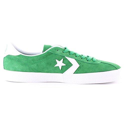 Calzado deportivo para mujer, color Azul , marca CONVERSE, modelo Calzado Deportivo Para Mujer CONVERSE BREAKPOINT OX Azul verde / blanco
