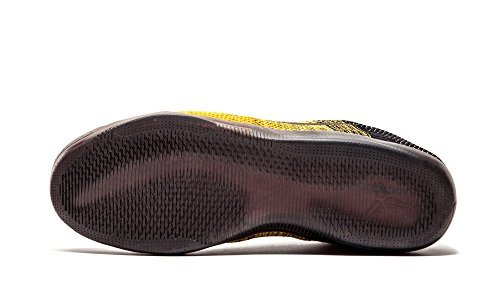Nike Men's Kobe XI Elite Low, BRUCE LEE-UNIVERSITY GOLD/BLACK-UNVRSTY RED, 12.5 M US 822675-706