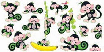 * MONKEY MISCHIEF BB SET (Monkey Mischief Bb Set)