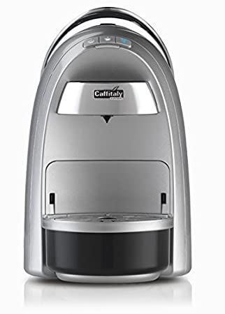 Caffitaly Cafetera System Corona S16 Color Negro y Plateado ...