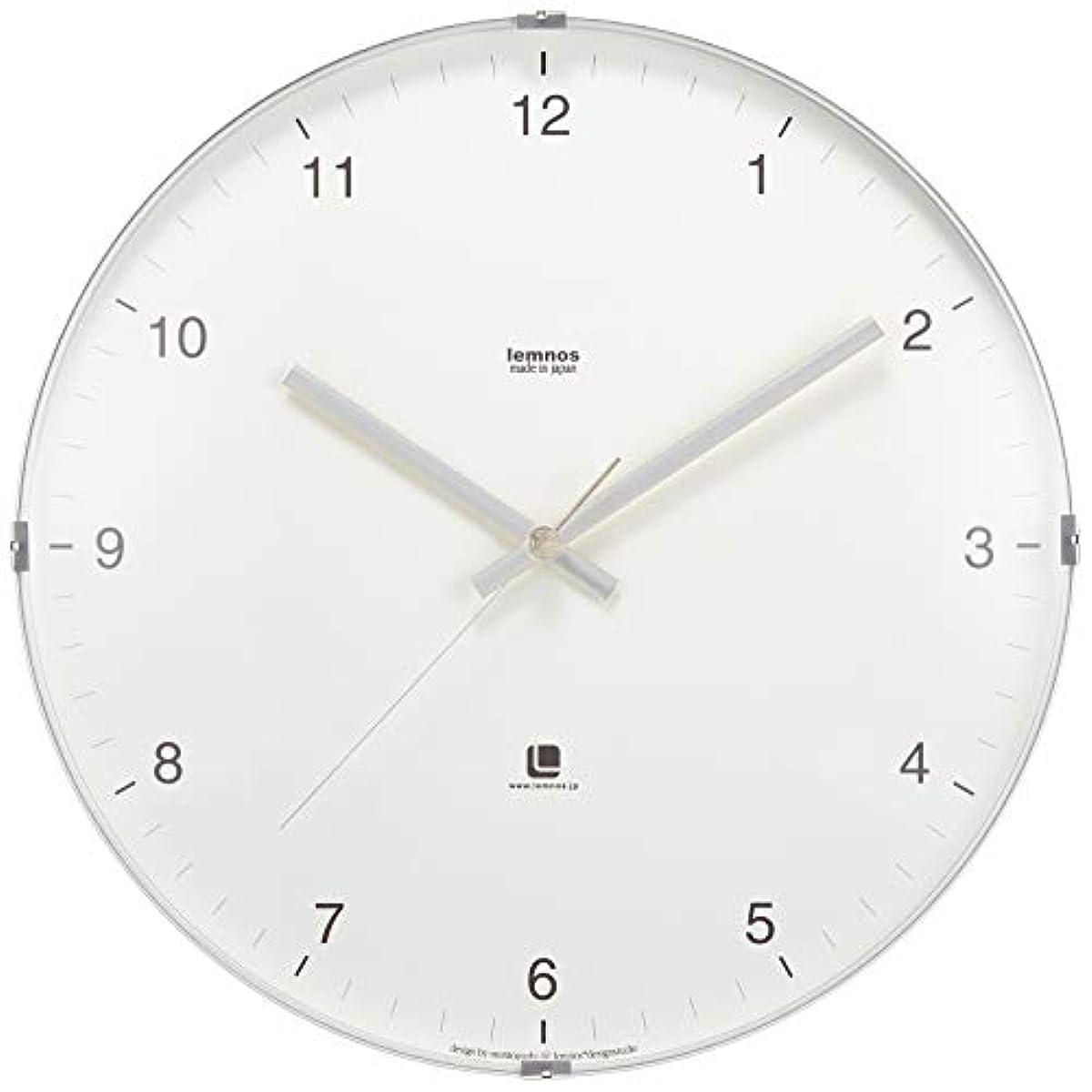 [해외] LEMNOS 램노스 벽시계 T1-0117 (3색상)
