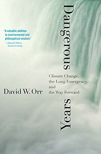 david orr ecological literacy essay