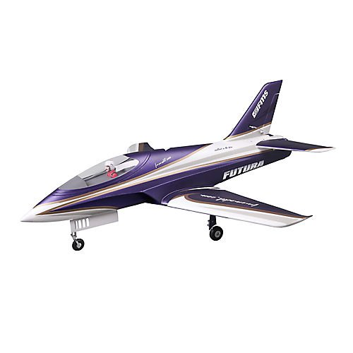 Futura PNP, 80mm EDF Jet: Purple