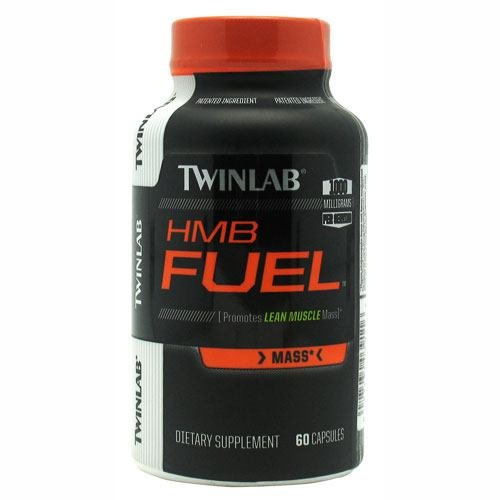 TwinLab HMB Fuel - 60 Capsules (4 Pack) by TwinLab
