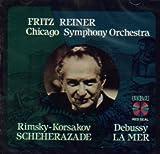 Rimsky Korsakov: Scheherazade; Debussy: La Mer (RCA)
