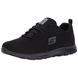 Skechers Women's Ghenter Bronaugh Work Shoe