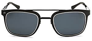 "PRIVÉ REVAUX ""The Assassin"" Handcrafted Designer Polarized Retro Sunglasses For Men & Women"