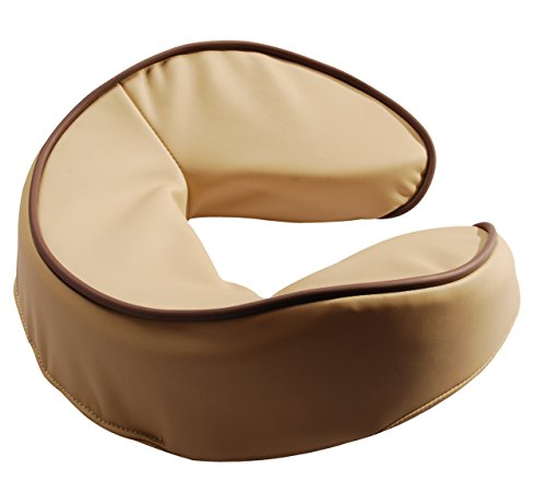 Master Massage LeafTalk Universal Headrest Face Cushion/Face Pillow for Massage (Master Spas Pillow)