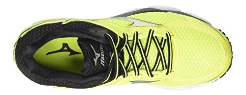 EU Chaussures Black Silver 8 Homme Running Safetyyellow Multicolore 47 Ultima de Noir Compétition Wave Mizuno qtw6xva