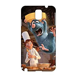 ratatouille 3D Phone Case for Samsung NOTE 3