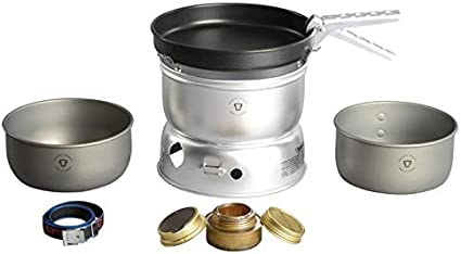 Trangia 25-9 UL ALU HA Cocina de Tormenta 2019 Hornillos de Camping