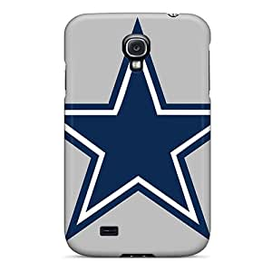 Snap-on Case Designed For Galaxy S4- Dallas Cowboys