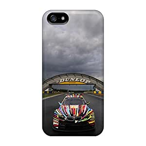 BretPrice VjZ158SLXI Protective Case For Iphone 5/5s(bmw Art Car At Le Mans 2010)