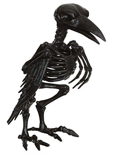 Crazy Bonez Skeleton Crow