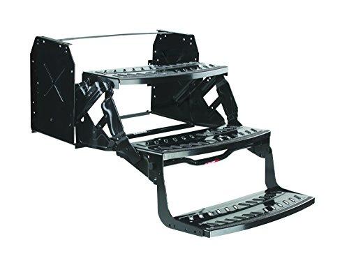 Lippert 432687 RV Triple Entry Step 24'' Manual Radius by Lippert Components