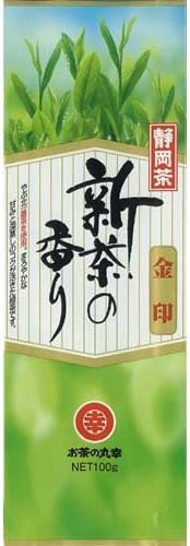 お茶の丸幸 新茶の香り 金印 110g