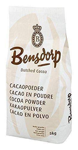 Bensdorp cocoa powder - dutch process 22/24-50 lb