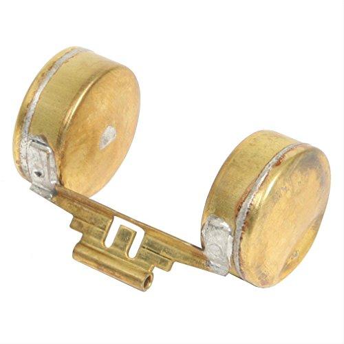 Mikuni VM24/171 Twin Float - Brass - 24-26mm Flange (Mikuni Float)