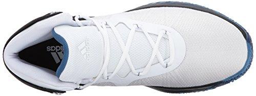 Compre barato cuánto Gran venta a la venta Adidas Originals / Blanco / Negro Azul De Capital Explosivo Rebote De Zapatos Corrientes De Los Hombres a6oj0DVsFb